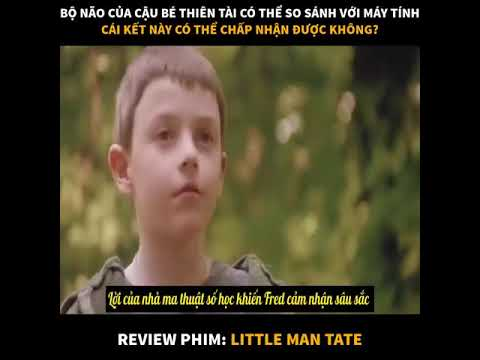 Review phim: Little man tate