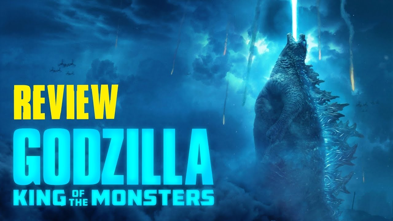 Review phim: Godzilla King of the Monsters (2019)